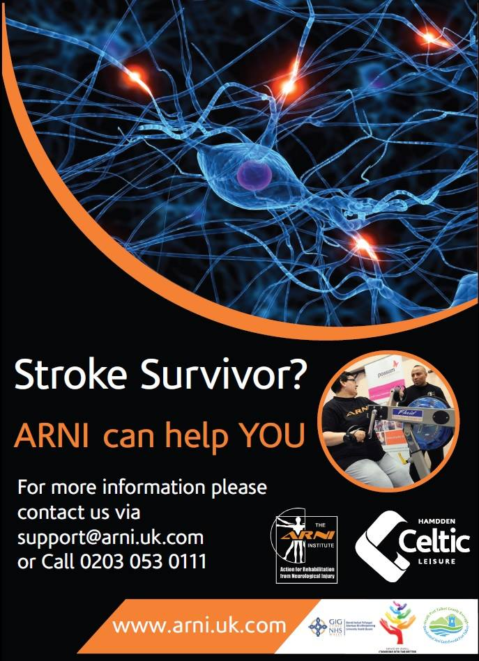 stroke training programme