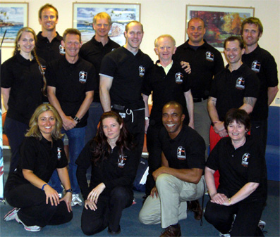 stroke training team