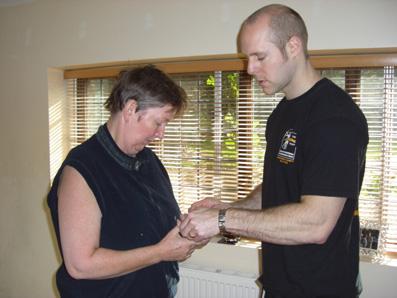 stroke training exercises