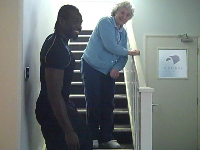 mumterry - Testimonials - Stroke Exercise Training