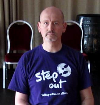 stephen - Testimonials - Stroke Exercise Training