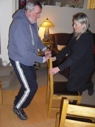 tonyabi - Testimonials - Stroke Exercise Training