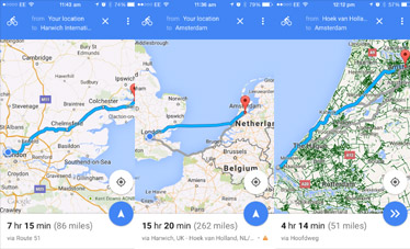 map2 copy - London to Amsterdam - Chris Buckingham - Stroke Exercise Training