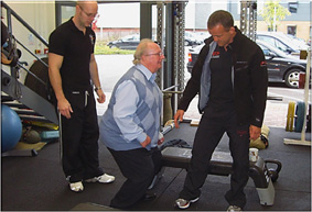 james gym - Clinical Research into ARNI Approach - Stroke Exercise Training
