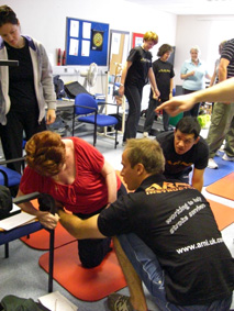 pic 4 - Anne-Marie - Stroke Exercise Training