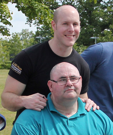 steve and tom 2 - Testimonials - Stroke Exercise Training - online courses for therapists