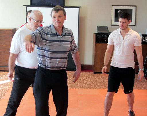 tony lorna stroke rehabilitation - Testimonials - Stroke Exercise Training - online courses for therapists
