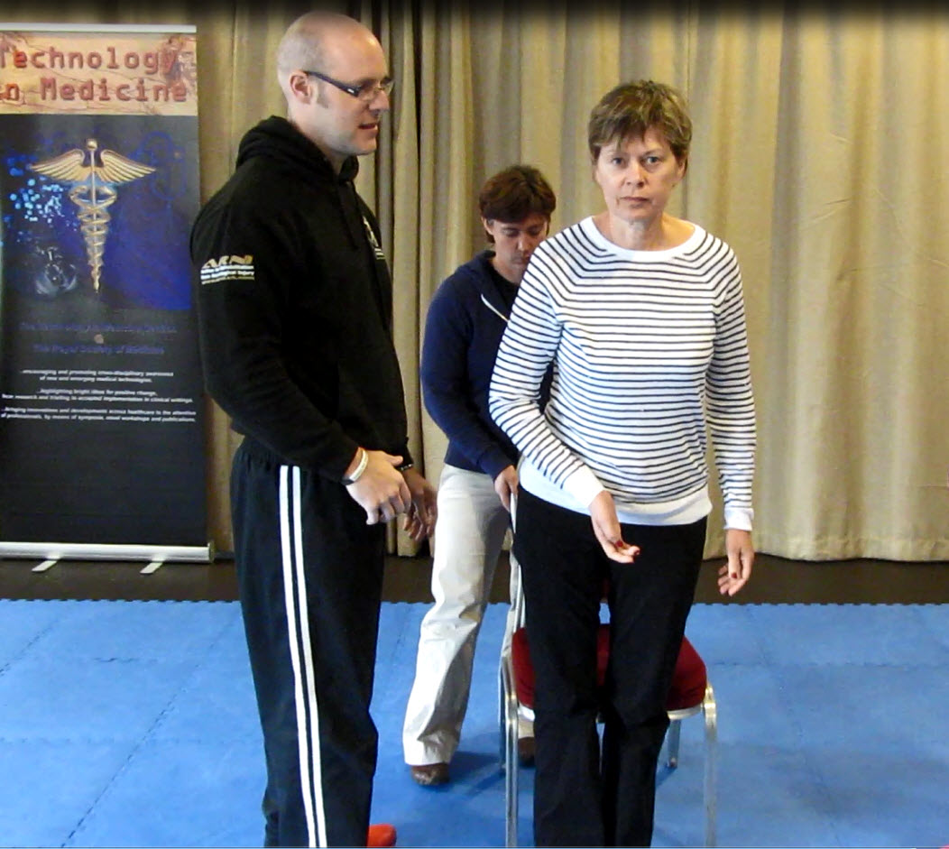 SALLY J - Testimonials - Stroke Exercise Training