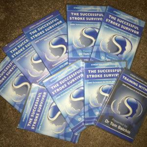 dvds front 300x300 - The Successful Stroke Survivor DVDs (Full set) - Stroke Exercise Training