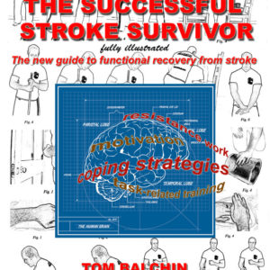 front cover for book 2 e1435090403326 300x300 - Successful Stroke Survivor Manual - Stroke Exercise Training
