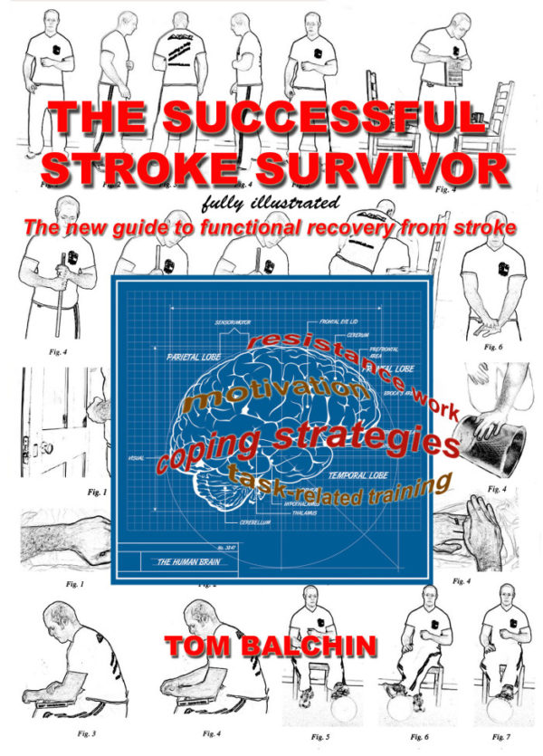 front cover for book 2 e1435090403326 600x835 - Successful Stroke Survivor Manual - Stroke Exercise Training