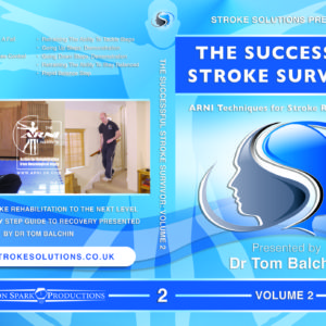 individual volume 2 300x300 - The Successful Stroke Survivor DVD Volume 2 - Stroke Exercise Training