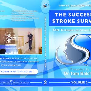 individual volume 2 300x300 - The Successful Stroke Survivor DVD Volume 2 - Stroke Exercise Training