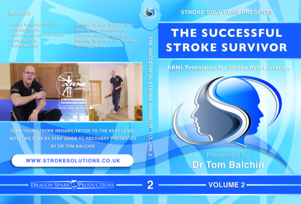 individual volume 2 600x407 - The Successful Stroke Survivor DVD Volume 2 - Stroke Exercise Training