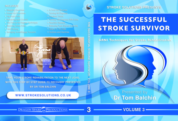 individual volume 3 1 600x407 - The Successful Stroke Survivor DVD Volume 3 - Stroke Exercise Training