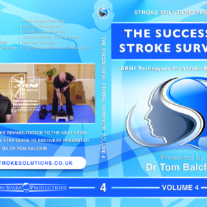 individual volume 4 300x300 - The Successful Stroke Survivor DVD Volume 4 - Stroke Exercise Training
