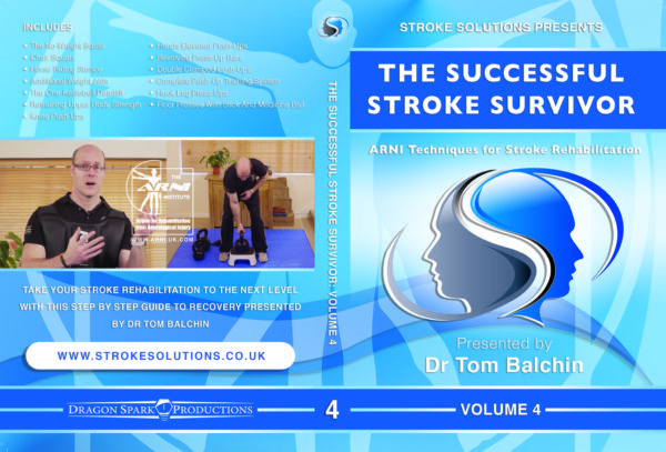 individual volume 4 600x407 - The Successful Stroke Survivor DVD Volume 4 - Stroke Exercise Training