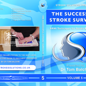 individual volume 5 300x300 - The Successful Stroke Survivor DVD Volume 5 - Stroke Exercise Training