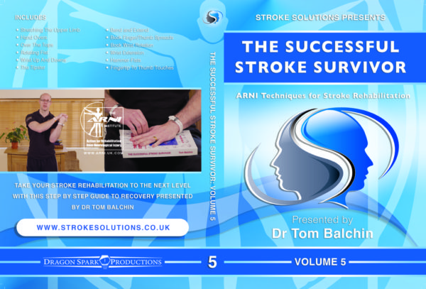 individual volume 5 600x407 - The Successful Stroke Survivor DVD Volume 5 - Stroke Exercise Training