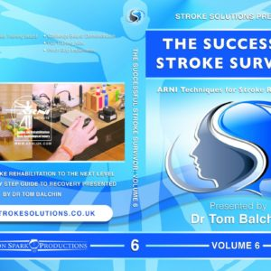 individual volume 601 300x300 - The Successful Stroke Survivor DVD Volume 6 - Stroke Exercise Training