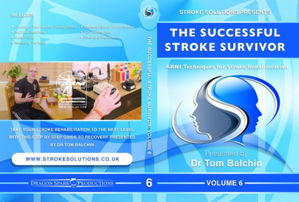 individual volume 601 600x407 - The Successful Stroke Survivor DVD Volume 6 - Stroke Exercise Training