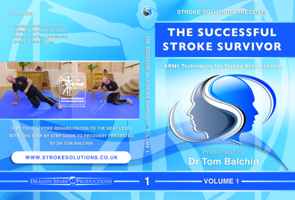 individual volume1 600x407 - The Successful Stroke Survivor DVD Volume 1 - Stroke Exercise Training