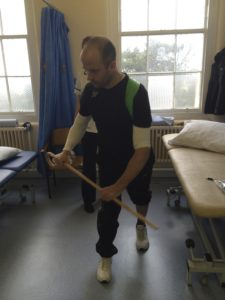 IMG 0382 2 225x300 - Returning Home after Stroke - Stroke Exercise Training - online courses for therapists