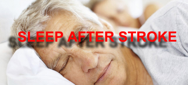 SLEEP AFTER STROKE - Sleep after Stroke: How does it Affect Recovery? - Stroke Exercise Training