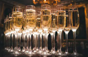 champagne 300x195 - ARNI Reception, Concert and Gala Dinner 20th March 2020 - Stroke Exercise Training